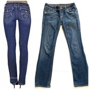 Rock Revival   Debbie Bootcut Jeans Size 29